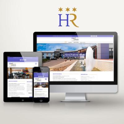 Diseño Web Hotel Romero Mérida
