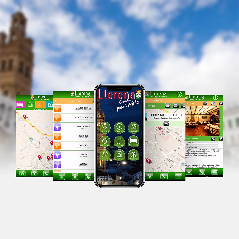 APP Llerena Turismo