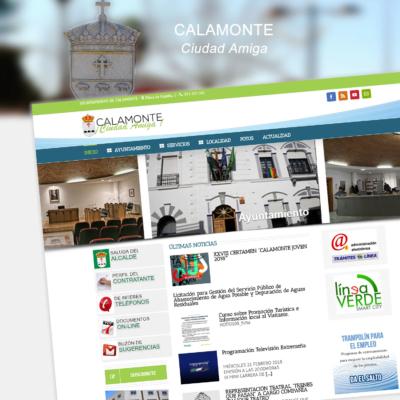 Ayuntamiento de Calamonte