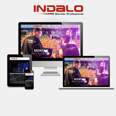 INDALO - SONIDO PROFESIONAL
