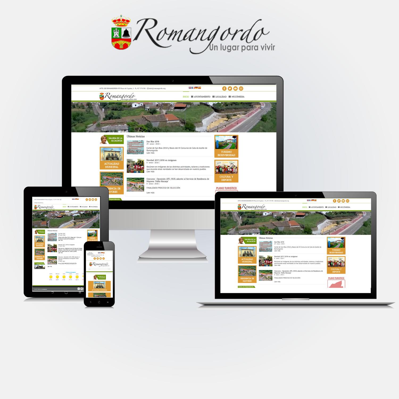 Ayuntamiento de Romangordo