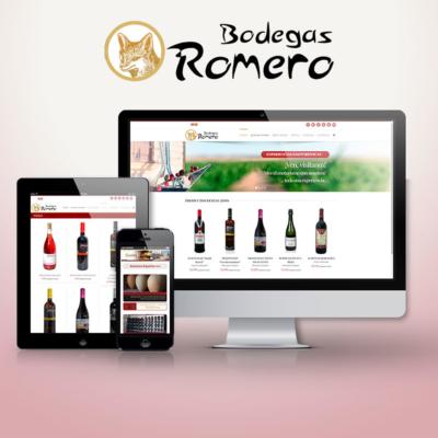 Tienda On-Line Bodegas Romero