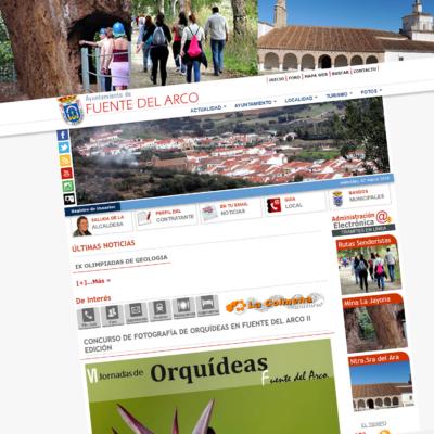 Portal Web del Excmo. Ayuntamiento de Fuente del Arco