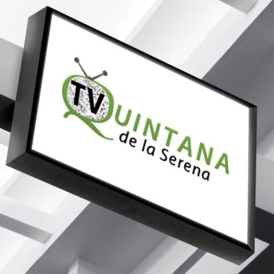 DISEÑO LOGOTIPO PARA TV QUINTANA
