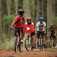 Ruta cicloturista de Zafra
