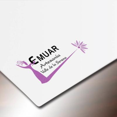 Diseño Logotipo EMUAR