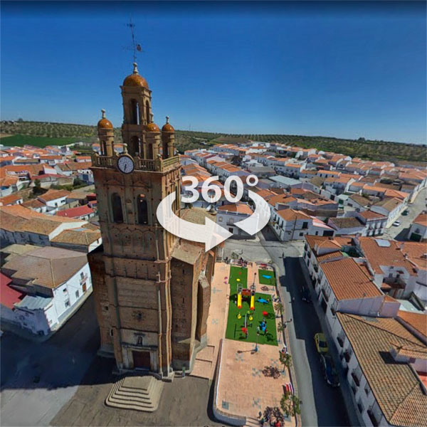 Recorrido Virtual Valverde de Llerena