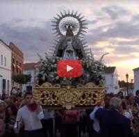 Procesión Ntra. Sra. Virgen de los Milagros