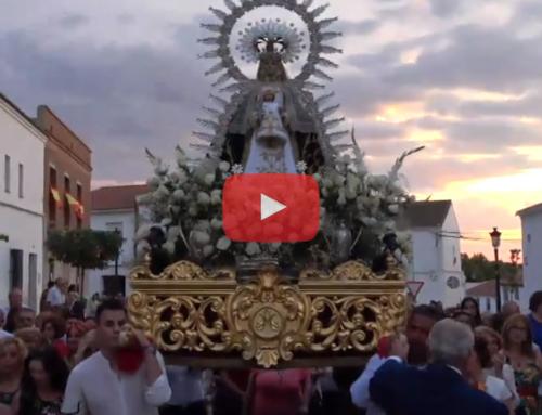 Procesión de Ntra. Sra. Virgen de los Milagros – Bienvenida 2019