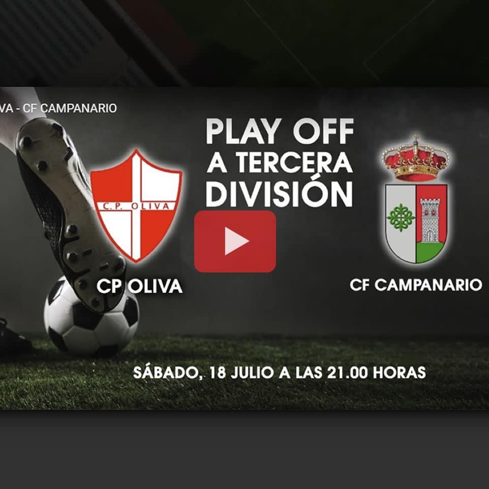 Play off a Tercera División
